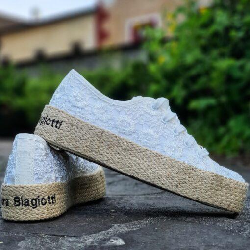 Espadrilky Laura Biagiotti