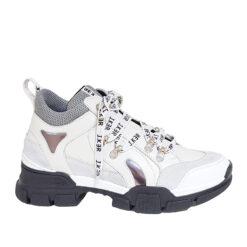 Biele nízke topánky J.KER