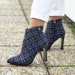 Členkové čižmy Laura Biagiotti