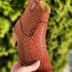 Kožené kovbojské čižmy Bothega41