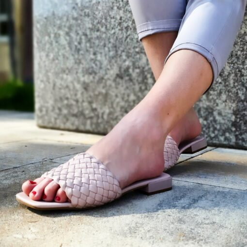 Šľapky Laura Biagiotti Skin